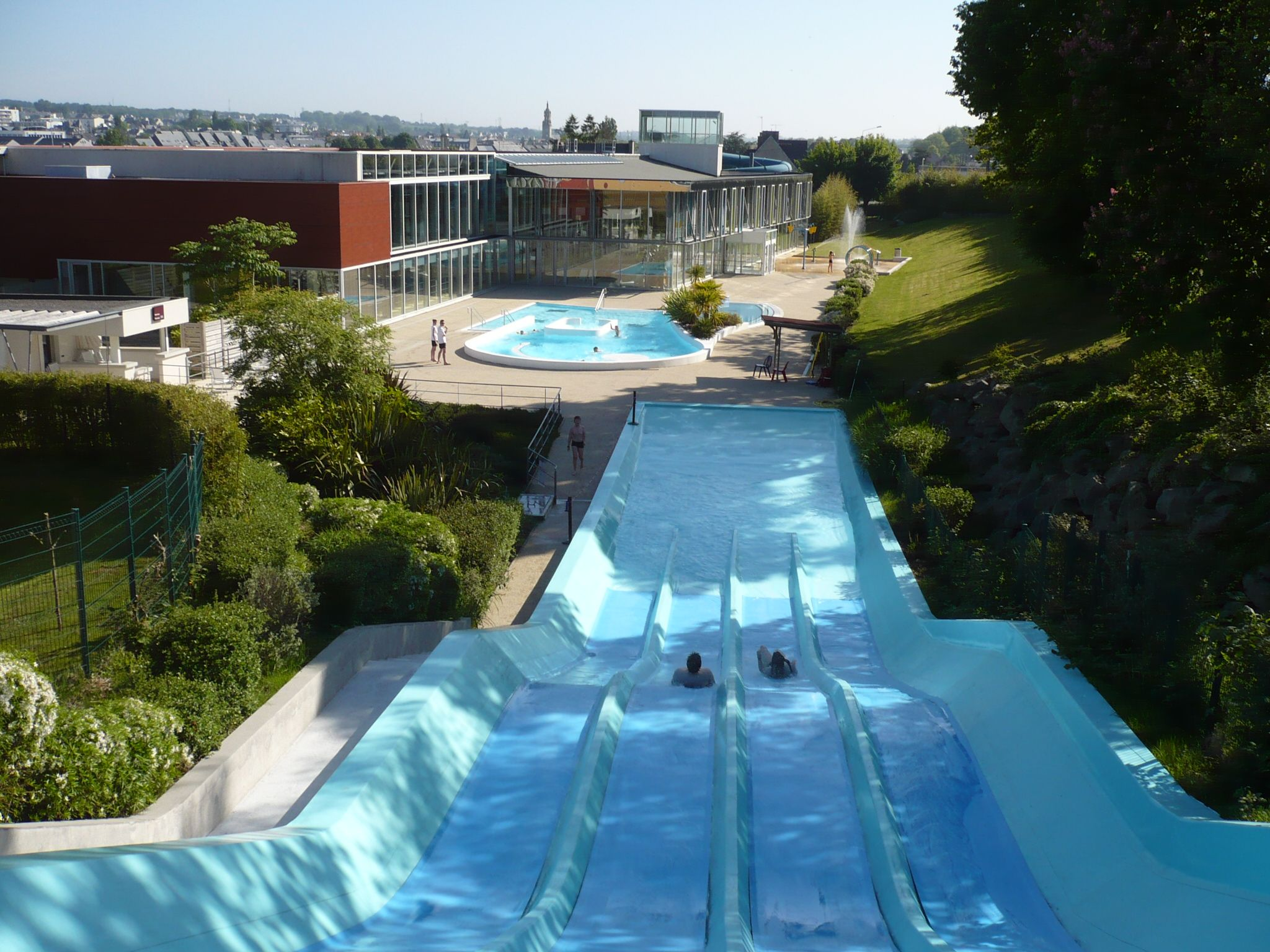 Centre aquatique aqualorn for Horaire piscine bressuire