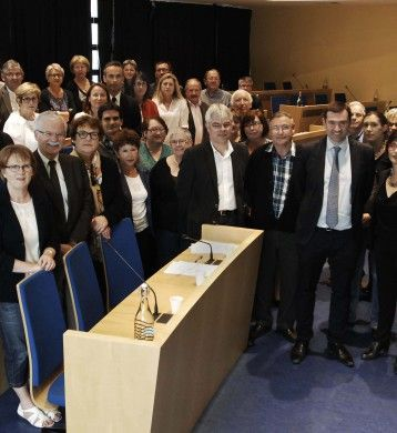 Conseil communautaire 19 mai 2014