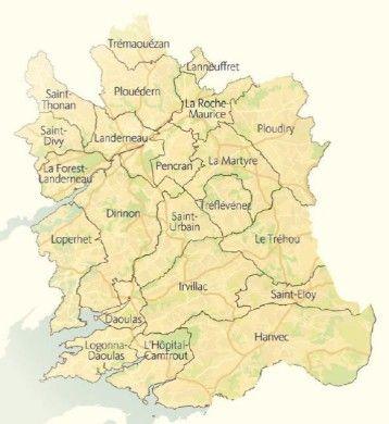 carte CCPLD