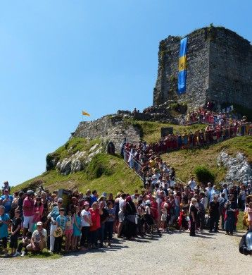 la roche chateau