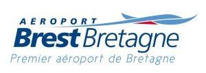 logo aeroport brest bretagne