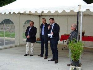 inauguration CTOM Patrick Leclerc