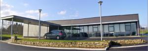 Hôtel d'entreprises du Stum - Dirinon